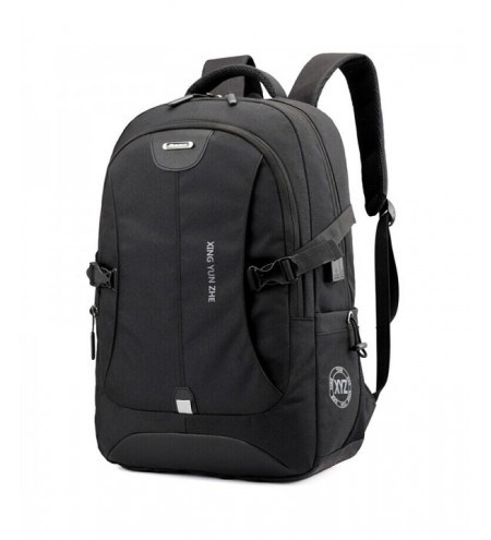 Men Shoulders Leisure Travel Computer Bag 15.6 inch Large Capacity