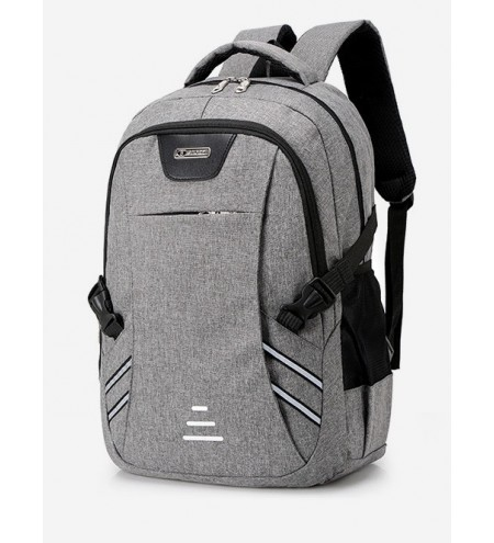 Top Handle Canvas Backpack