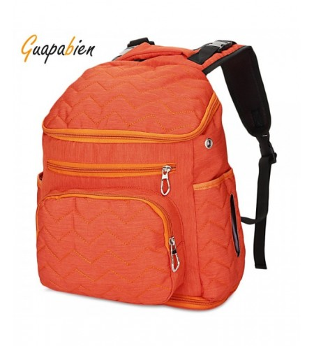 Guapabien Maternity Backpack Multifunctional Baby Care Bag