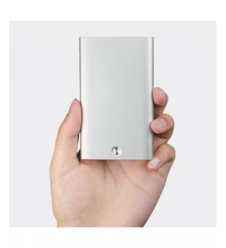 Xiaomi MIIIW Portable Aluminum Alloy Card Case Wallet ID Credit Card Storage Box