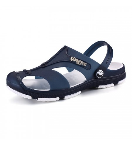 Leisure Breathable Dual-use Anti-slip Sandals for Men