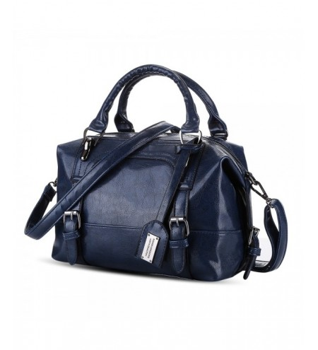 Soft PU Leather Stylish Large Capacity Women Handbag Ladies Bag
