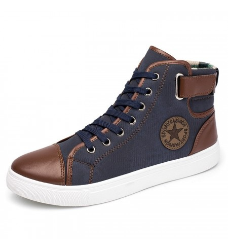 Stylish Leisure Sneakers for Men