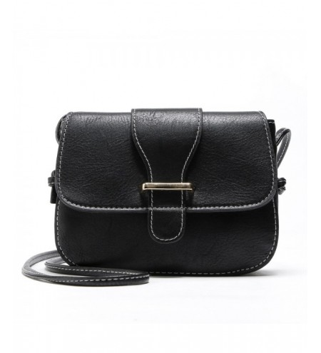 Solid Color Crossbody Bags