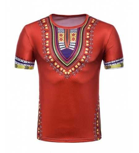 African Dashiki Short Sleeve T-shirt