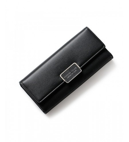 Fashion Women Wallet Clutch Purse Female Long Leather Ladies Holder Money Bag