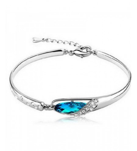 Fashionable Women's Austrian Crystal Bracelet