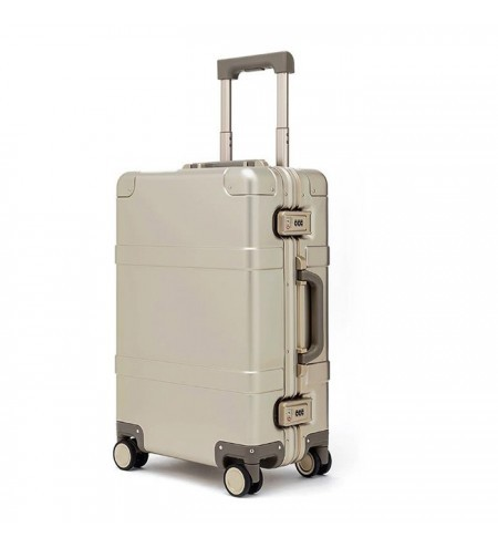 90FUN Carry on Spinner Wheel PC Suitcase 20 inch from Xiaomi Youpin