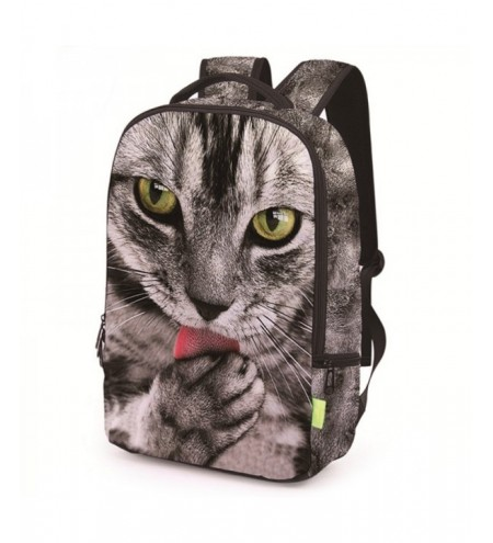 Fashion Personality Trend 3D Backpack
