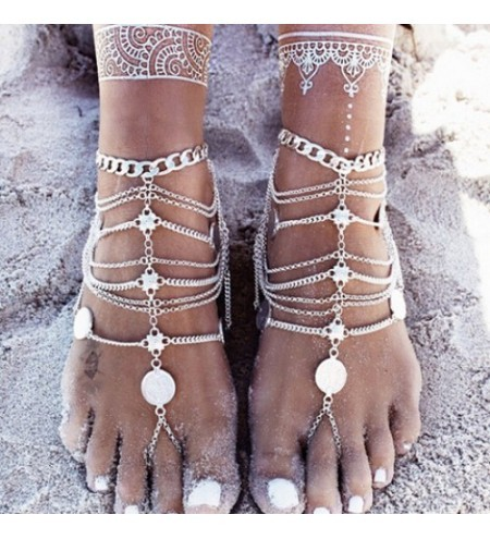 Cheap Real Anklets