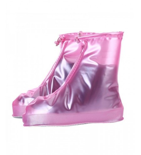 Fashion Waterproof Women Men Rain Snow Boots Shoes Covers for Outdoor Fishing