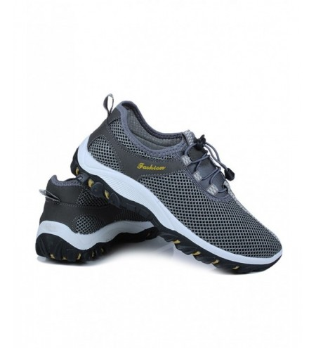 Breathable Men Hiking Shoes for Running Cycling