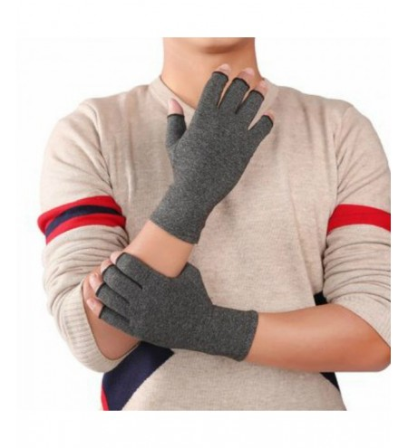 Men'S Sports Breathable Half-Fingered Gloves