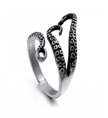 Women's Creative Personality Female Octopus Ring
