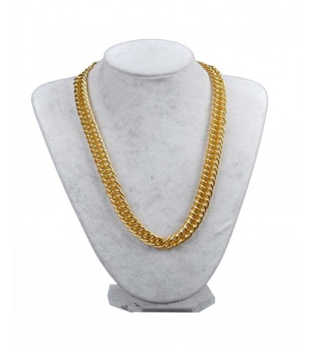 Jindian Fashion Men's Metal Rough Chain