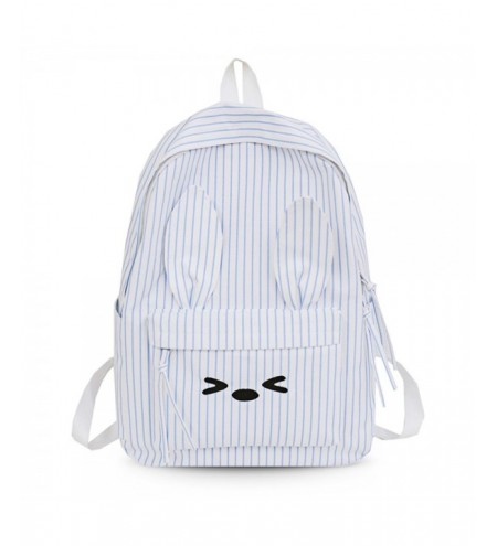 Casual Cartoon Print Women Backpack Girls School Travel Bag