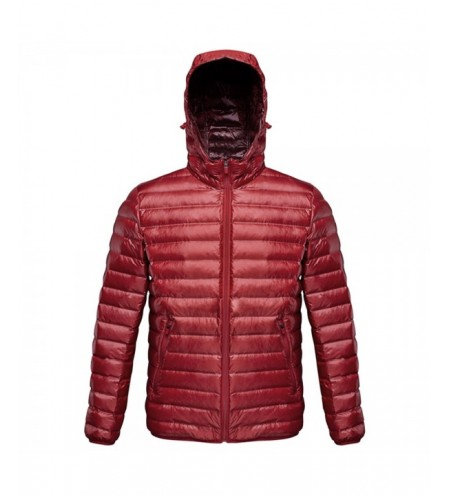 90FUN Lightweight Hooded Solid Color Down Jacket Coat from Xiaomi youpin