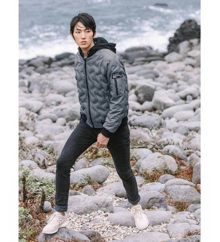 90FUN Men Warm Comfortable Down Jacket from Xiaomi Youpin