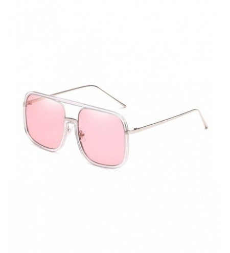 Anti Fatigue Crossbar Non-slip Oversized Sunglasses