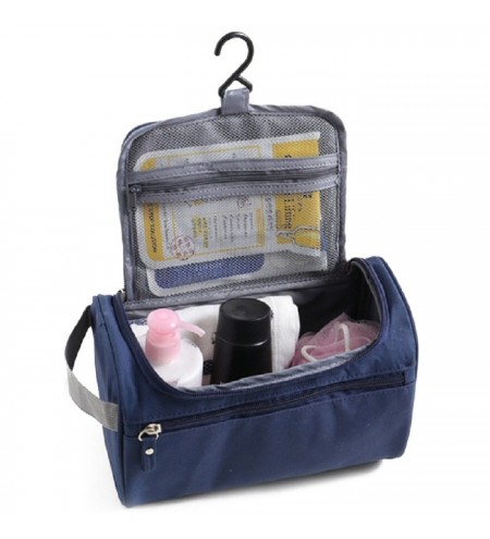 Multifunctional Toiletry Bag with Hook